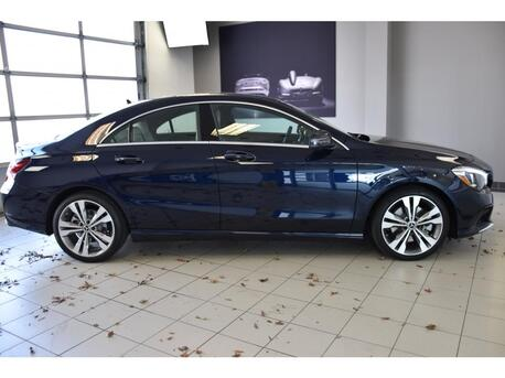 2019_Mercedes-Benz_CLA_250 4MATIC® COUPE_ Medford OR