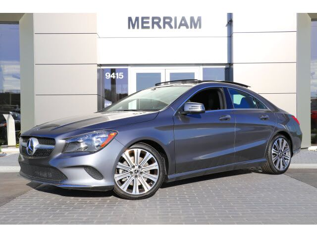 2019 Mercedes-Benz CLA 250 4MATIC® COUPE Merriam KS