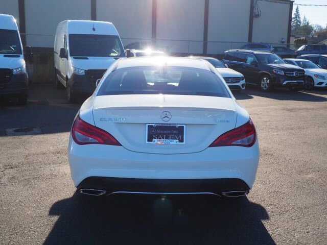 2019 Mercedes-Benz CLA 250 4MATIC® COUPE Salem OR