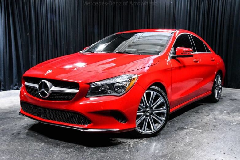 2019 Mercedes-Benz CLA 250 4MATIC® COUPE Scottsdale AZ