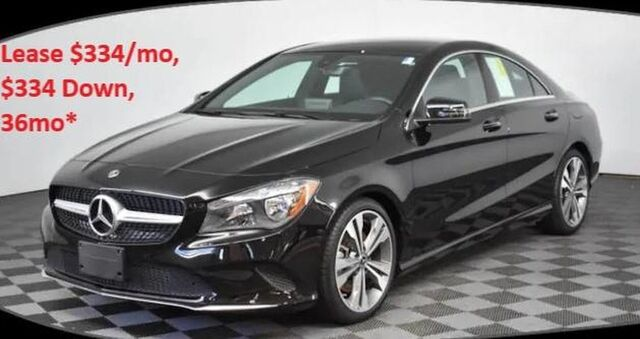 2019 Mercedes-Benz CLA 250 4MATIC® COUPE Portland OR