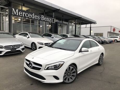2019 Mercedes-Benz CLA 250 4MATIC® COUPE Yakima WA