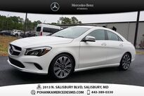 Mercedes-Benz CLA 250 4MATIC® 2019