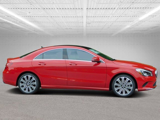 2019 Mercedes-Benz CLA 250 4MATIC® COUPE New London CT