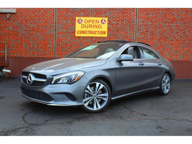 2019 Mercedes-Benz CLA 250 4MATIC® Coupe Oshkosh WI