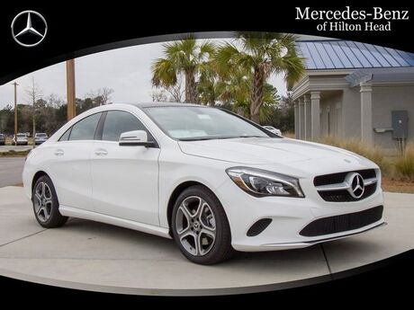 2019 Mercedes-Benz CLA 250 COUPE Bluffton SC