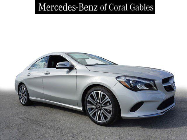 2019 Mercedes-Benz CLA 250 COUPE Coral Gables FL