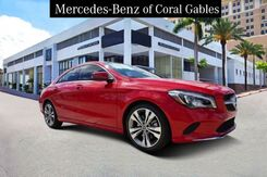 2019_Mercedes-Benz_CLA_250 COUPE_ Coral Gables FL