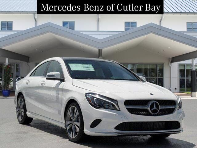 2019 Mercedes-Benz CLA 250 COUPE Cutler Bay FL
