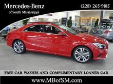 2019_Mercedes-Benz_CLA_250 COUPE_ South Mississippi MS