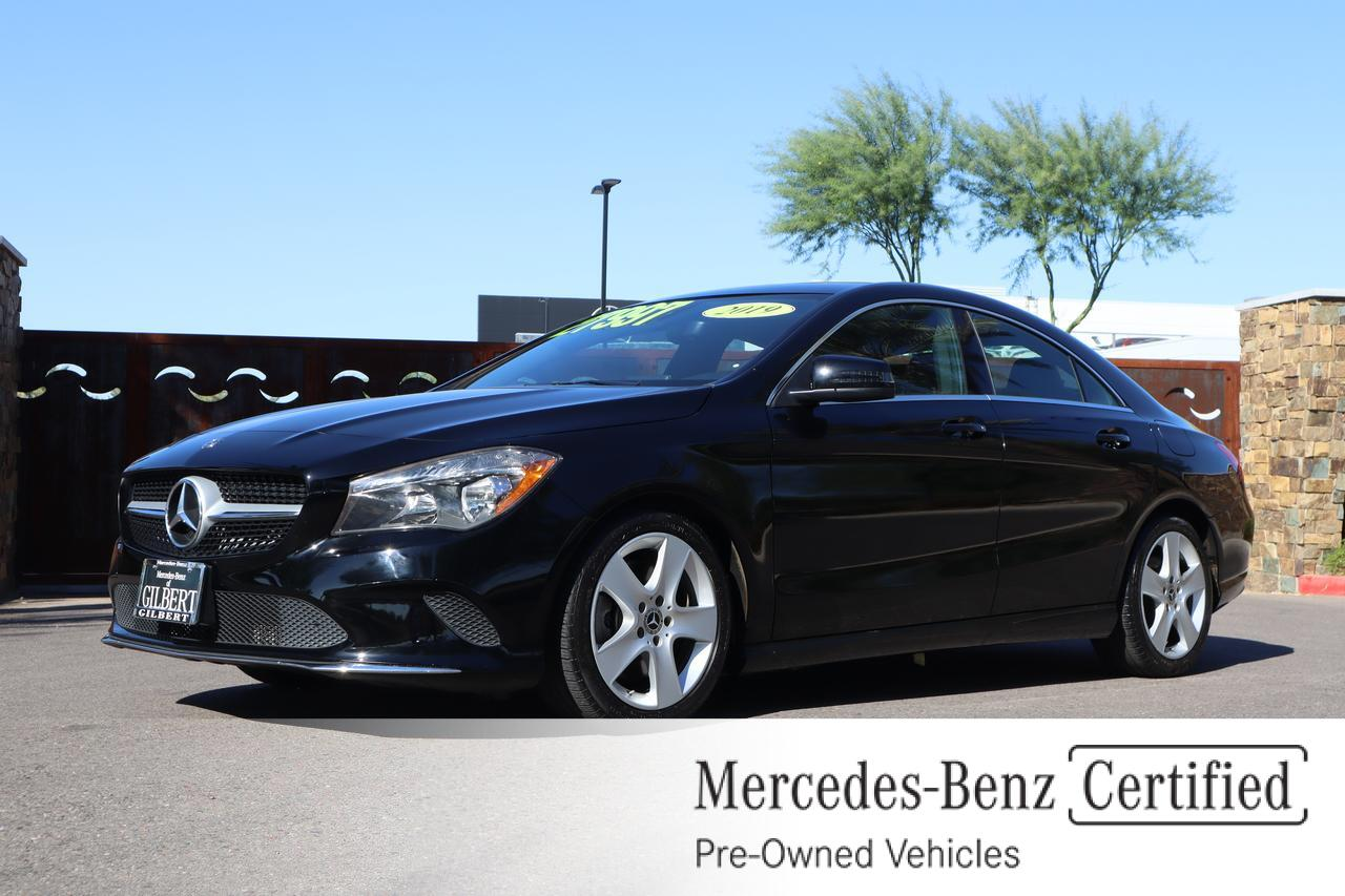 2019 Mercedes-Benz CLA 250 COUPE Gilbert AZ