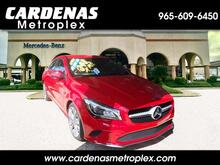 2019_Mercedes-Benz_CLA_250 COUPE_ Harlingen TX