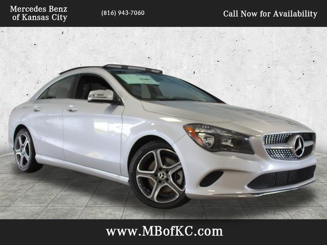 2019 Mercedes-Benz CLA 250 COUPE Kansas City MO
