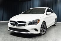 Mercedes-Benz CLA 250 COUPE 2019