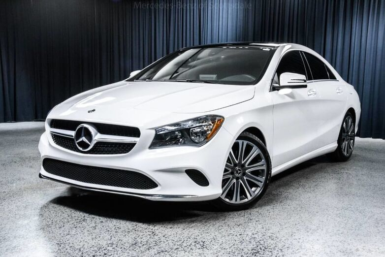 2019 Mercedes-Benz CLA 250 COUPE Scottsdale AZ