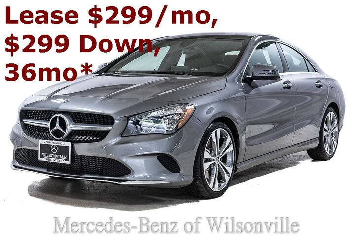 2019 Mercedes-Benz CLA 250 COUPE Portland OR