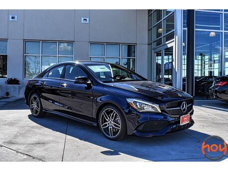 2019_Mercedes-Benz_CLA_250_ El Paso TX