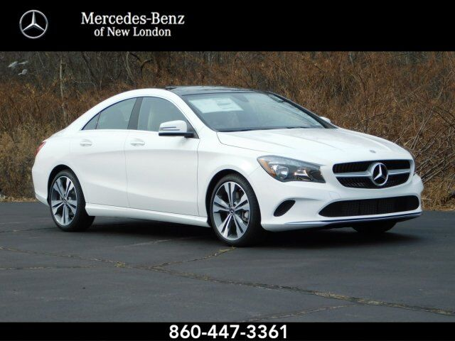 2019 Mercedes-Benz CLA 250 New London CT