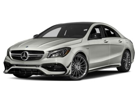 2019_Mercedes-Benz_CLA_AMG® 45 Coupe_  Novi MI