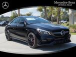 2019 Mercedes-Benz CLA AMG® 45 Coupe