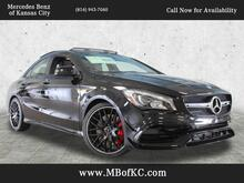 2019_Mercedes-Benz_CLA_AMG® 45 Coupe_ Kansas City MO