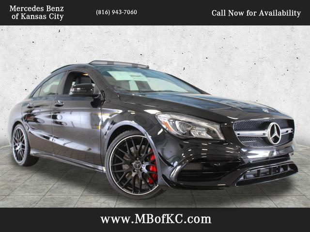 2019 Mercedes-Benz CLA AMG® 45 Coupe Kansas City MO