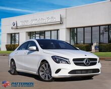 2019_Mercedes-Benz_CLA_CLA 250 4MATIC_ Wichita Falls TX