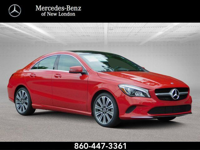 2019 Mercedes-Benz CLA CLA 250 4MATIC® COUPE New London CT