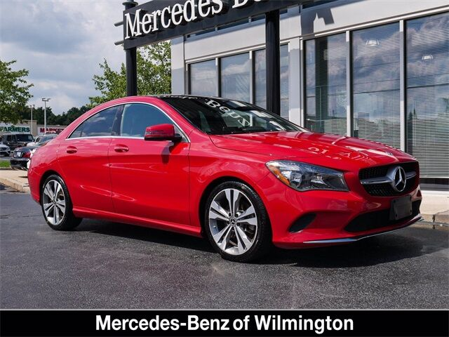2019 Mercedes-Benz CLA CLA 250 4MATIC® COUPE Wilmington DE