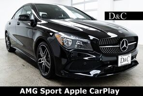 2019_Mercedes-Benz_CLA_CLA 250 AMG Sport Apple CarPlay_ Portland OR
