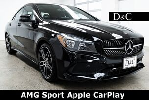 2019 Mercedes-Benz CLA CLA 250 AMG Sport Apple CarPlay