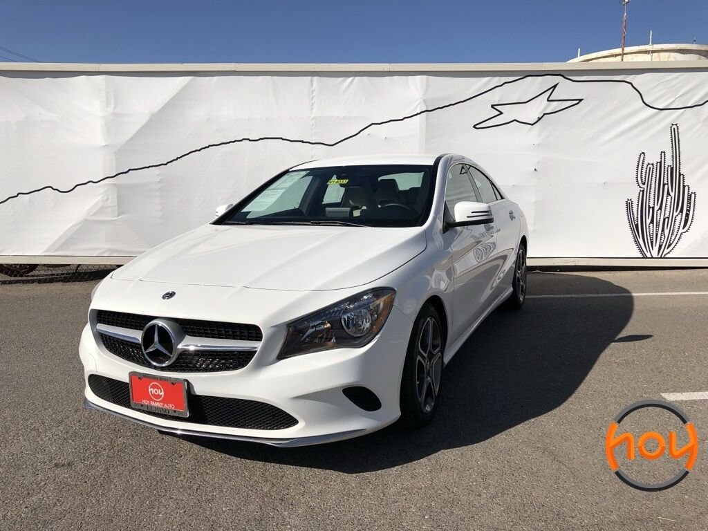 used 2019 mercedes benz cla cla 250 coupe in el paso tx. Black Bedroom Furniture Sets. Home Design Ideas