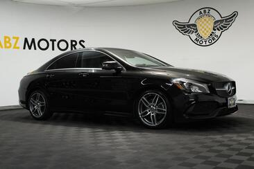 2019_Mercedes-Benz_CLA_CLA 250 Sport AMG Pano Roof Navigation Special Edition_ Houston TX