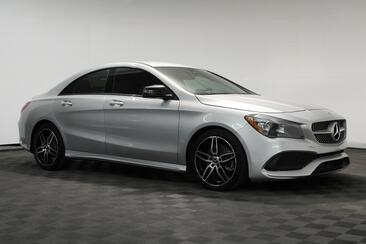 2019_Mercedes-Benz_CLA_CLA 250 Sport Amg Night Pack Blind Spot Rear View Cam_ Houston TX