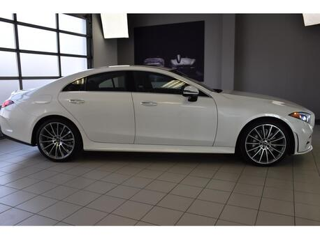 2019_Mercedes-Benz_CLS 450 4MATIC® Coupe__ Medford OR