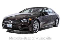 2019_Mercedes-Benz_CLS 450 4MATIC® Coupe__ Portland OR
