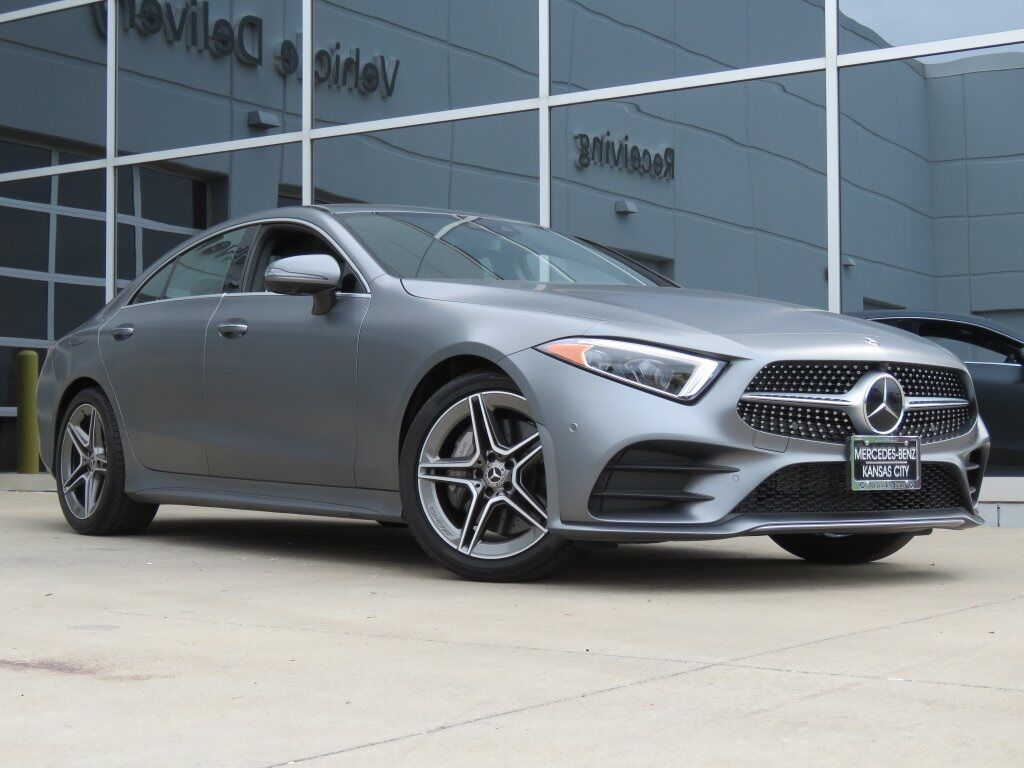 2019 Mercedes-Benz CLS 450 4MATIC® Coupe Kansas City MO
