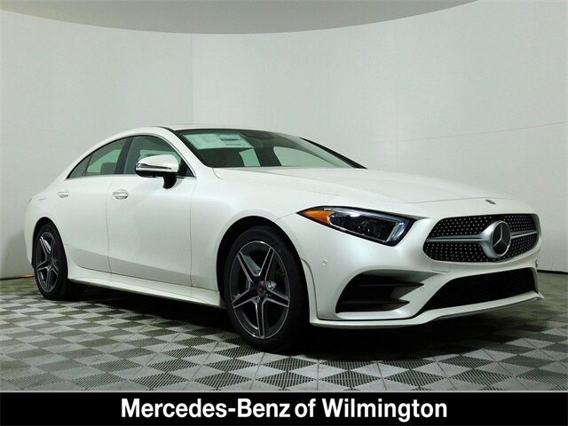 2019 Mercedes-Benz CLS 450 4MATIC® Coupe Wilmington DE