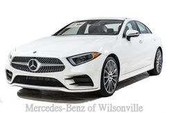 2019_Mercedes-Benz_CLS_450 4MATIC® Coupe_ Portland OR