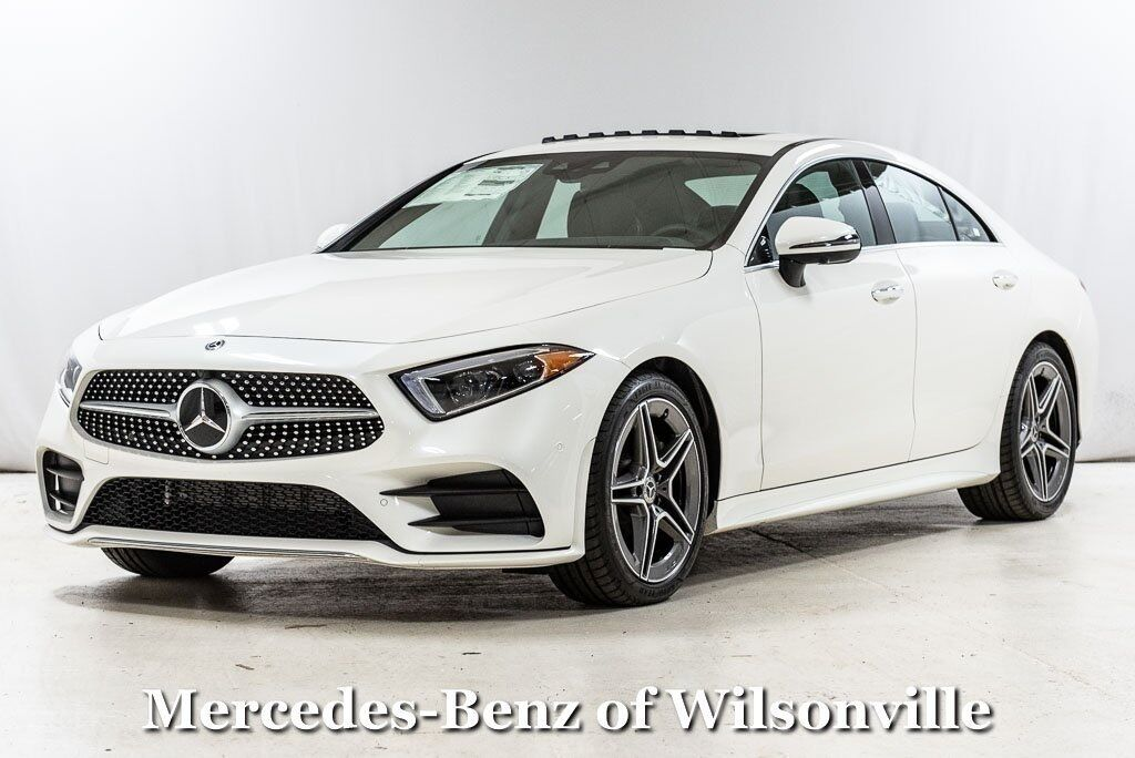 2019 Mercedes-Benz CLS 450 4MATIC® Coupe Wilsonville OR