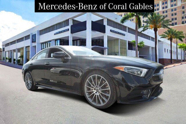 2019 Mercedes-Benz CLS 450 Coupe  Coral Gables FL