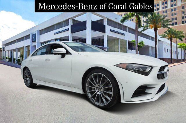 2019 Mercedes-Benz CLS 450 Coupe KA044009