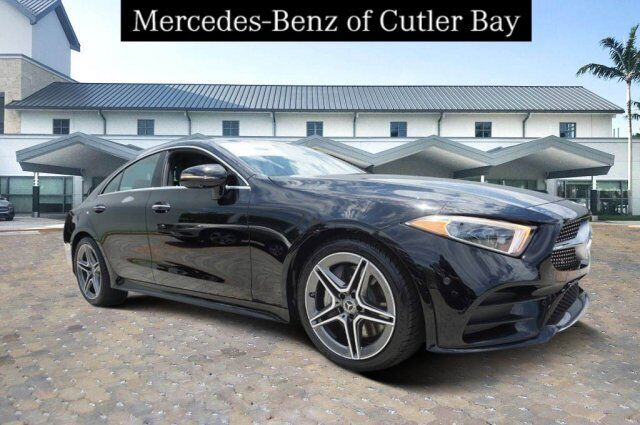 2019 Mercedes-Benz CLS 450 Coupe KA040997