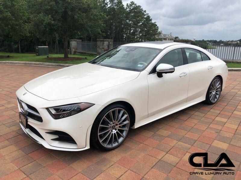 2019 Mercedes-Benz CLS 450 The Woodlands TX