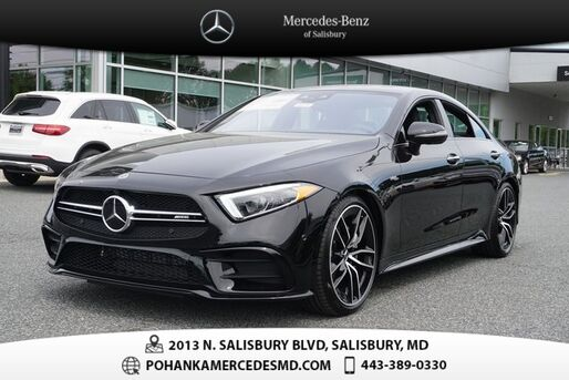2019_Mercedes-Benz_CLS_53 AMG® 4MATIC®_ Salisbury MD