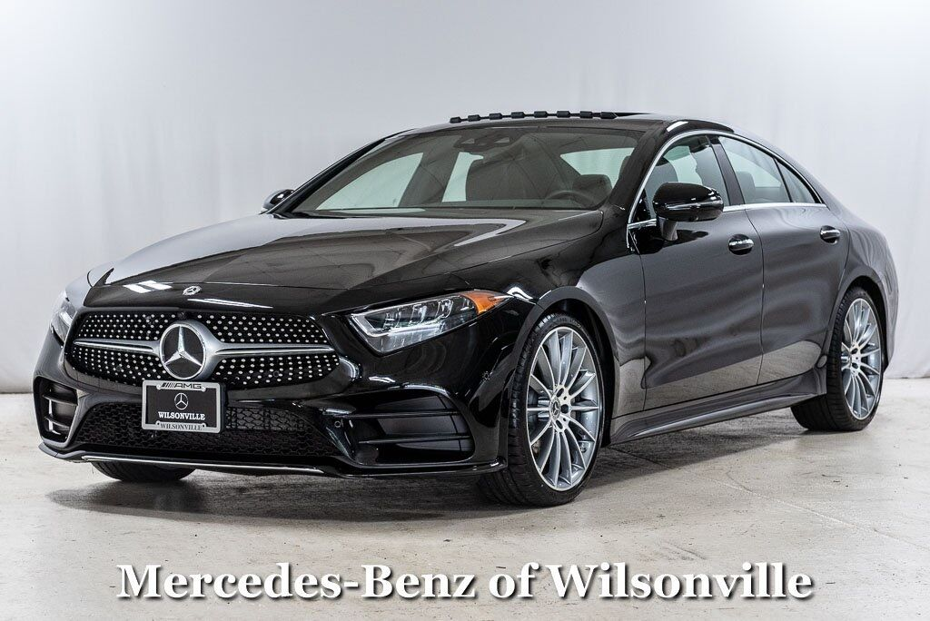2019 Mercedes-Benz CLS CLS 450 Coupe Wilsonville OR