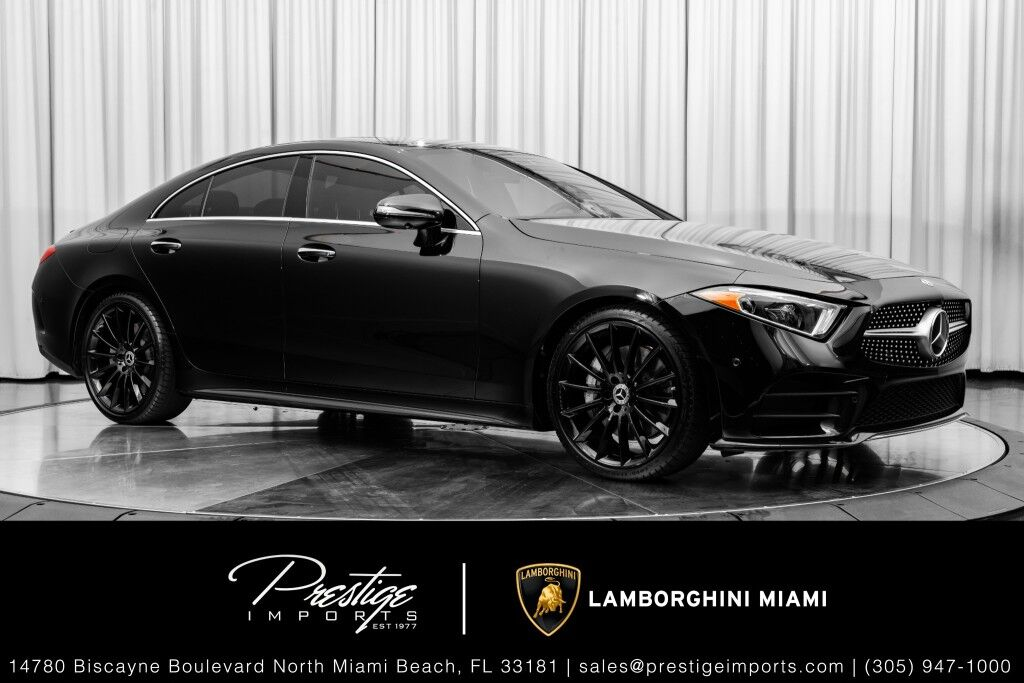 2019_Mercedes-Benz_CLS_CLS 450_ North Miami Beach FL