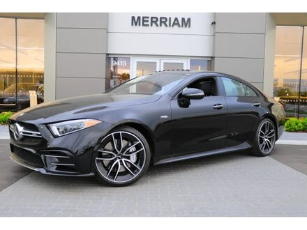 2019_Mercedes-Benz_CLS_CLS 53 AMG®_ Merriam KS