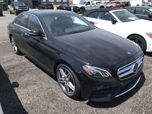 2019 Mercedes-Benz E 300 4MATIC® Sedan Indianapolis IN