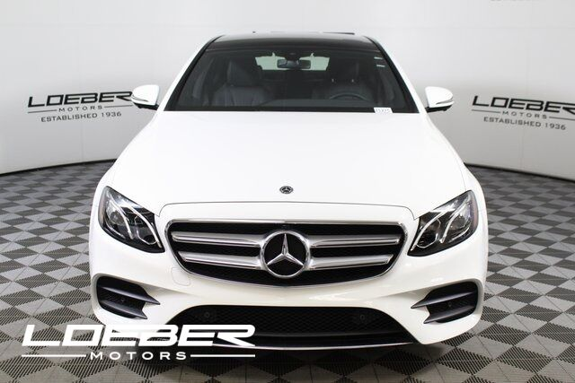 2019 Mercedes-Benz E 300 4MATIC® Sedan Chicago IL